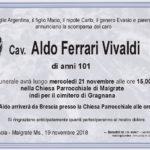 Aldo Ferrari Vivaldi