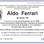 Aldo Ferrari