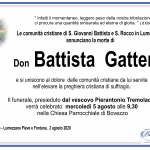 Don Battista Gatteri